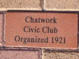 Example of a personalized brick